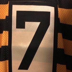 Nike Other - Big Ben Throwback Steelers Nike Elite Jersey 52